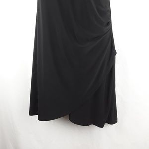 Dating Dresses - Beautiful Black Dress w/Crystal One Shoulder *Prom